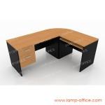 ชุดโต๊ะทำงานสำนักงาน_Set_A