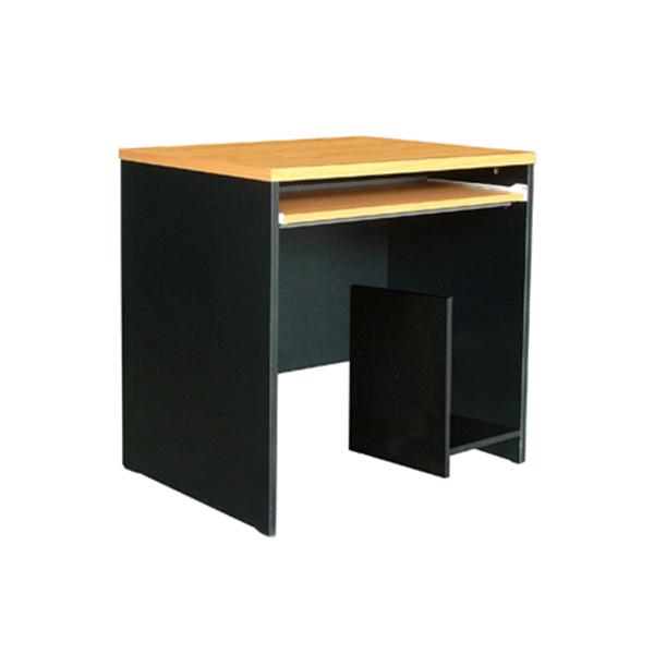 โต๊ะคอมพิวเตอร์ มีที่วาง CPU ขนาด 80x60x75 Cm.