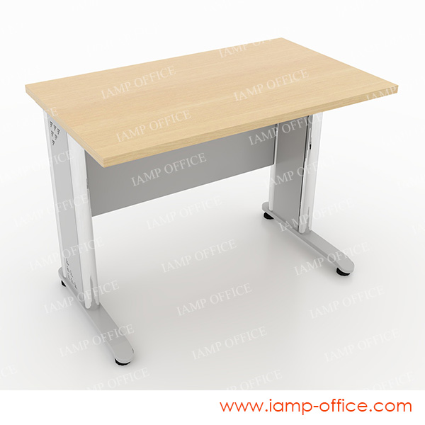 โต๊ะประชุมตรงขาเหล็ก TSC