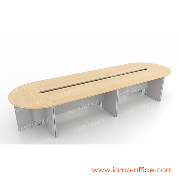 ชุดโต๊ะประชุม TWC 450,510-15 (10-14 ที่นั่ง)