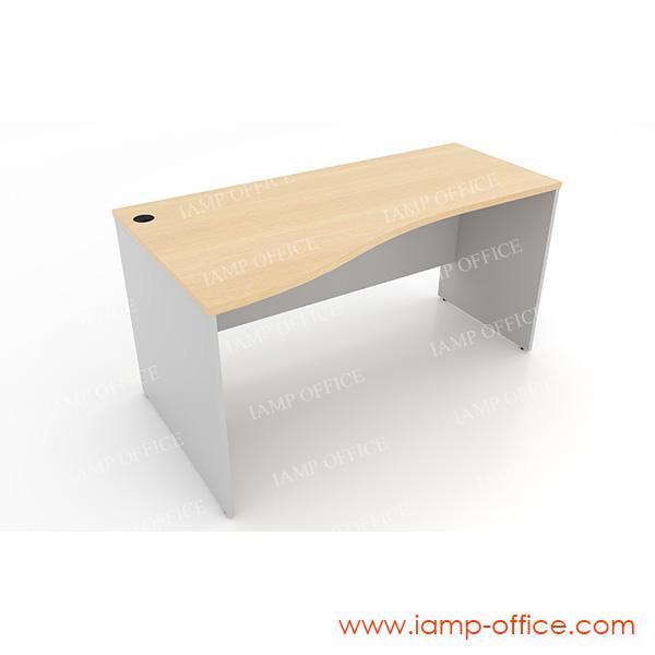 โต๊ะทำงานโล่ง แบบ S-SHAPE – 86