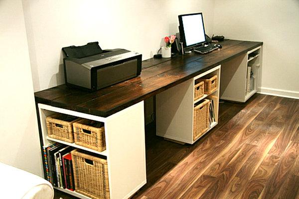 โต๊ะทำงานยาว