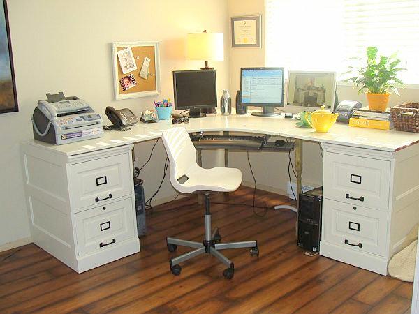โต๊ะทำงานเข้ามุม