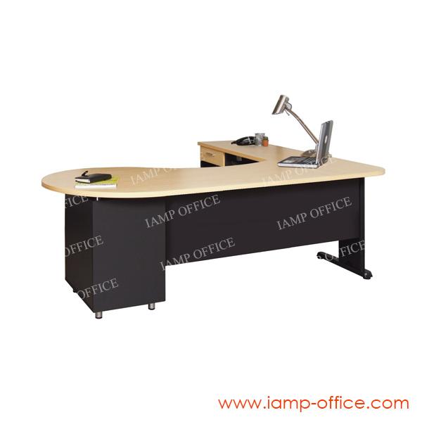 ชุดโต๊ะทำงานผู้บริหาร PANEL PLUS