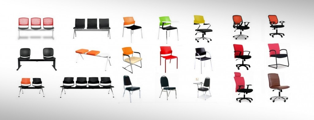Office Chairs - เก้าอี้สำนักงาน