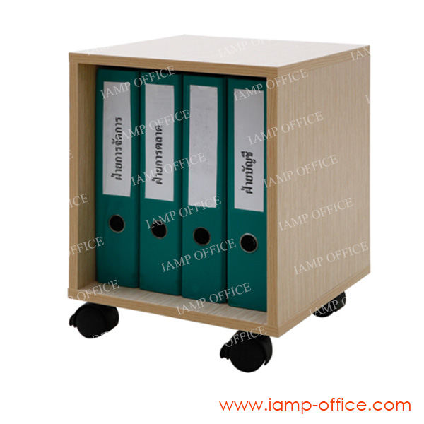 ตู้วางแฟ้ม ล้อเลื่อน  IAM-350