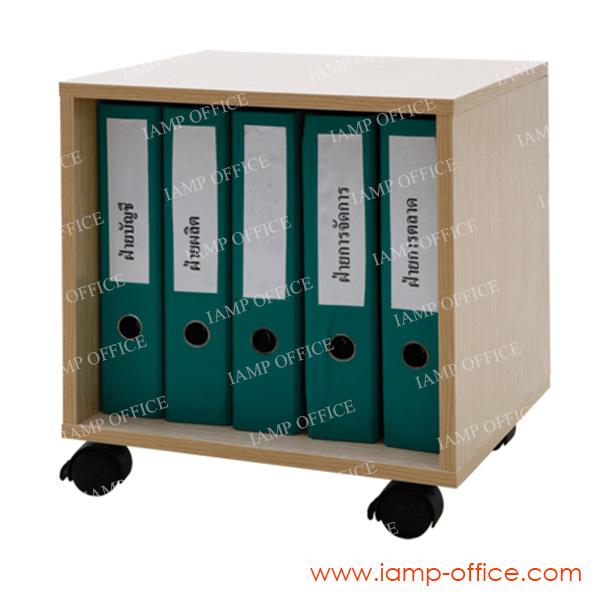 ตู้วางแฟ้ม ล้อเลื่อน  IAM-430