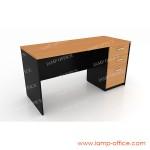 โต๊ะทำงาน 3 ลิ้นชัก TWL-1503-60A