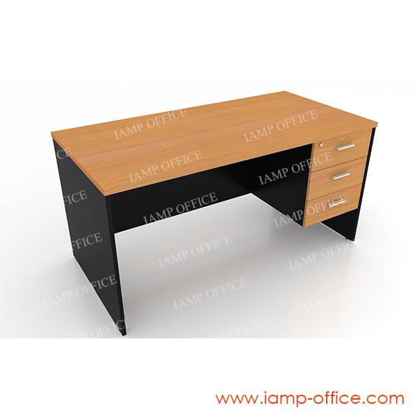 โต๊ะทำงาน 3 ลิ้นชัก (2)