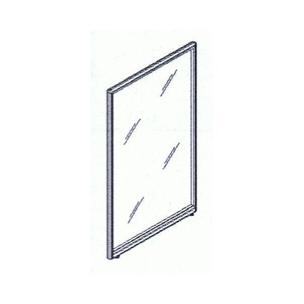 พาร์ติชั่นกระจกใสเต็มแผ่น (3)