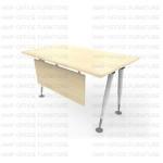 โต๊ะทำงานขาเหล็ก APSD-1270