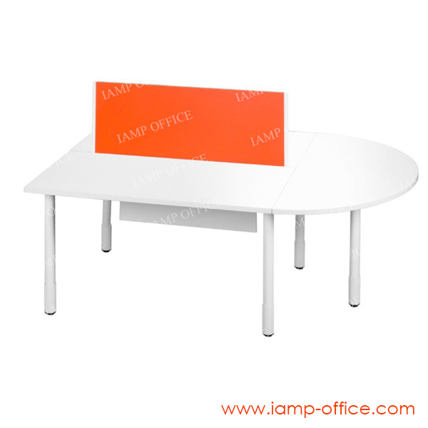 โต๊ะทำงาน 2 ที่นั่ง รุ่น CORON SET 1