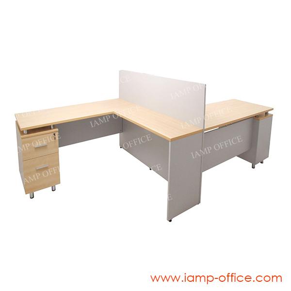 โต๊ะทำงาน 2 ที่นั่ง รุ่น WORKING YOUNG