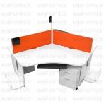 โต๊ะทำงาน CALL 120 P