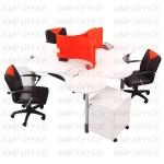 โต๊ะทำงาน I-DO SET-1