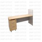 โต๊ะทำงาน TWY120-60-L