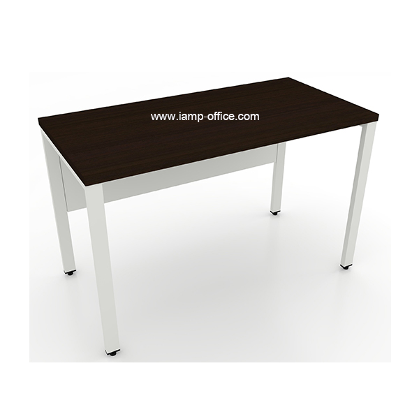 โต๊ะทำงาน ขาเหล็ก ราคาพิเศษ (8)