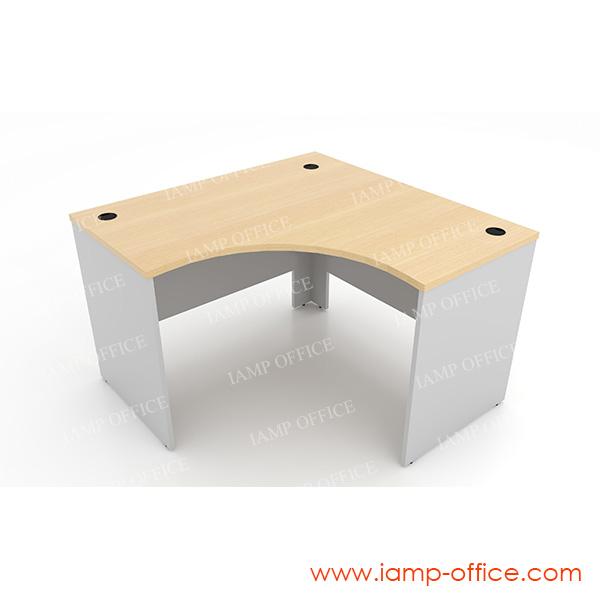 โต๊ะทำงานเข้ามุม แบบ CORNER DESK (4)