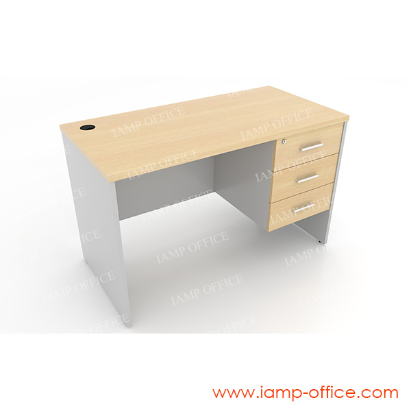 โต๊ะทำงาน 3 ลิ้นชัก WORKING DESK (4)