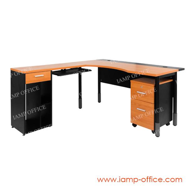ชุดโต๊ะทำงานผู้บริหาร Manager Set