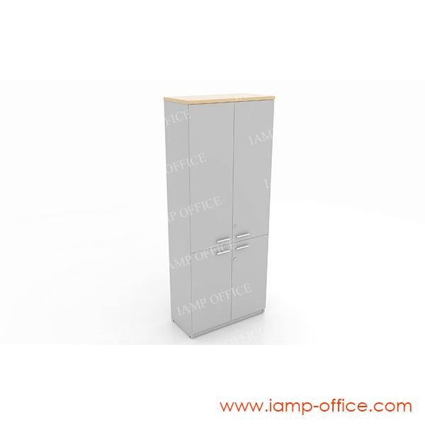 ตู้เอกสารสูงบนบานเปิด-ล่างบานเปิด 20 OOH