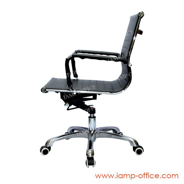 เก้าอี้สำนักงาน สีดำ รุ่น IA-CK-089B-1