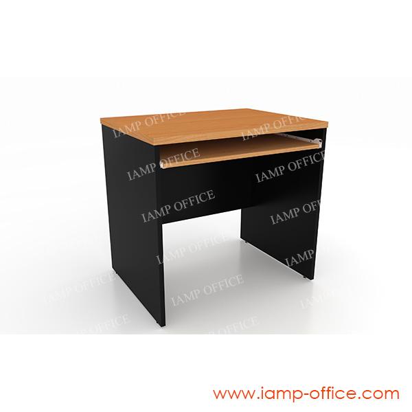 โต๊ะคอมพิวเตอร์ WTCV 80 ขนาด 80x60x75 Cm.