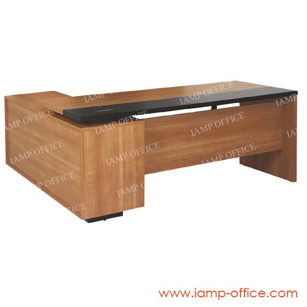 โต๊ะทำงานผู้บริหาร รุ่น CHRIS SET