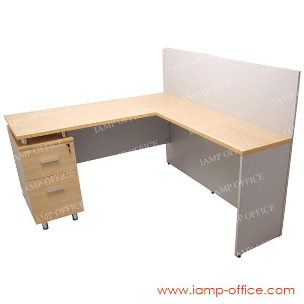 โต๊ะทำงาน 1 ที่นั่ง รุ่น WARMING SET
