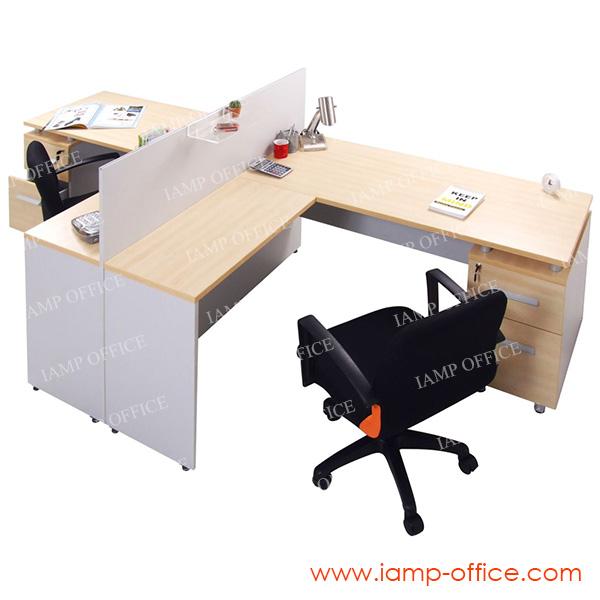 โต๊ะทำงาน 2 ที่นั่ง รุ่น WARMING SET