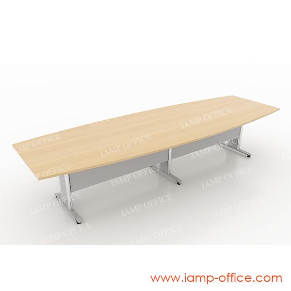 โต๊ะประชุมรูปเรือ 3ขา MTSB 360