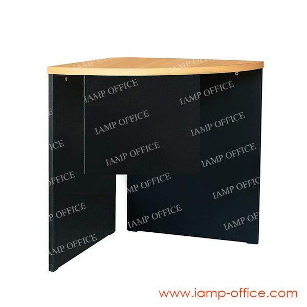 โต๊ะประชุมเข้ามุม ขนาด 65x65x75 Cm.