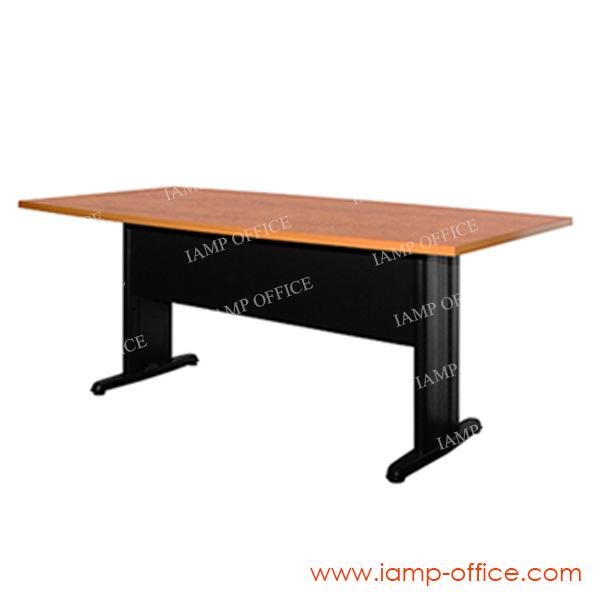 โต๊ะประชุม ขนาด 200x100x75 Cm.