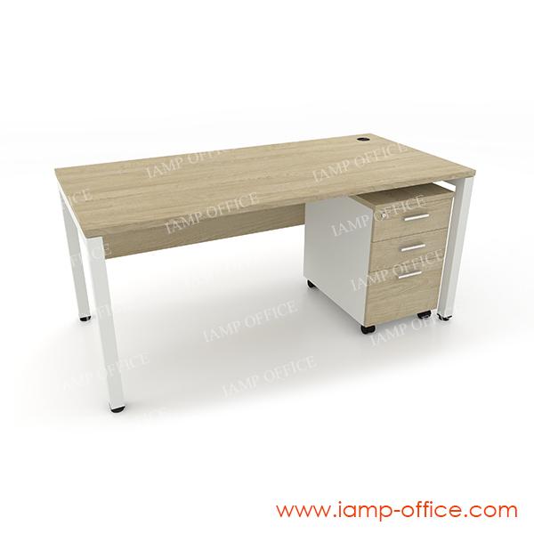 ชุดโต๊ะทำงานรุ่น AMBER SERIES SET A