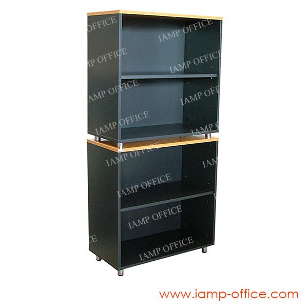 LK 165 C ตู้เอกสารสูงโล่ง ขนาด 80x40x168.2 Cm