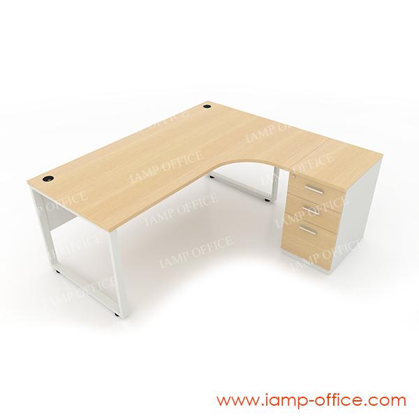ชุดโต๊ะทำงานรุ่น MONY SET D