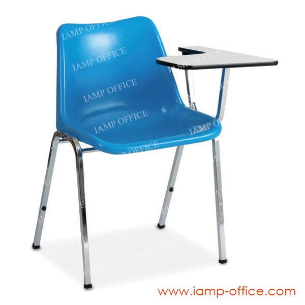 เก้าอี้อเนกประสงค์ มีแลคเชอร์ รุ่น TADEO 02LC (ขาชุปโครเมี่ยม)