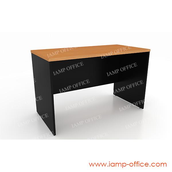 โต๊ะทำงานโล่ง TWV 120-60 ขนาด 120x60x75 Cm.
