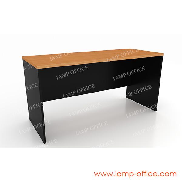 โต๊ะทำงานโล่ง LILY มีหลายขนาด