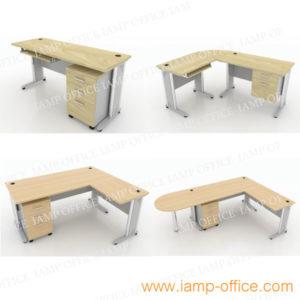 ชุดโต๊ะทำงาน XENA SERIES SET