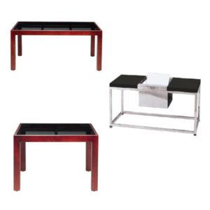 โต๊ะกลางหรือโต๊ะกาแฟ