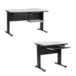 โต๊ะคอมพิวเตอร์เหล็ก