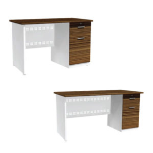 โต๊ะทำงาน 2 ลิ้นชัก