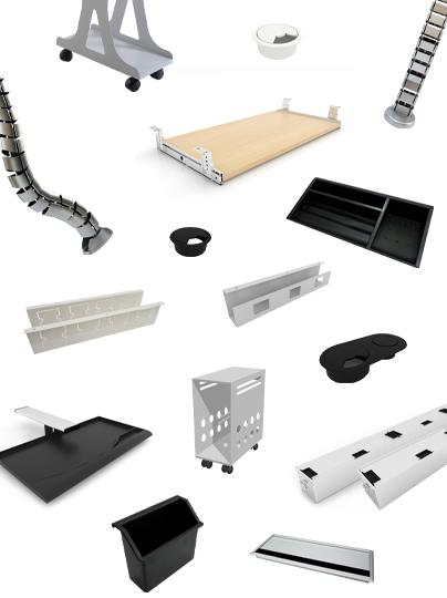 อุปกรณ์เสริม (Accessories)
