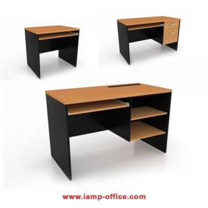 โต๊ะคอมพิวเตอร์ (LILY SERIES)